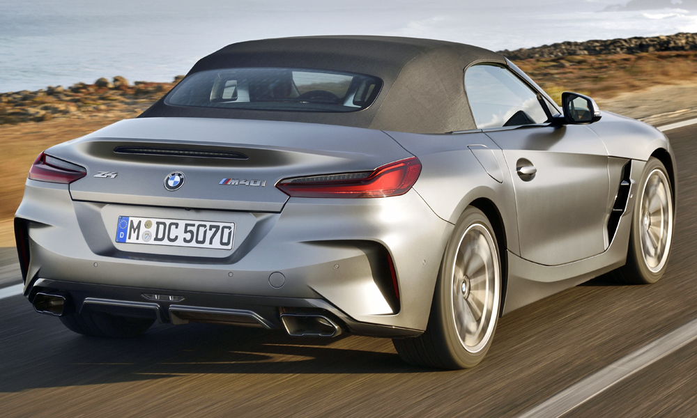 Bmw Z4 How Much The M40i And Sdrive20i Will Cost In Sa