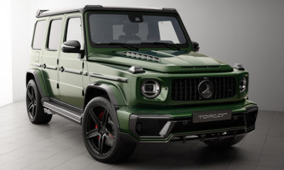 Russian tuner TopCar has unleashed its G63 Inferno.