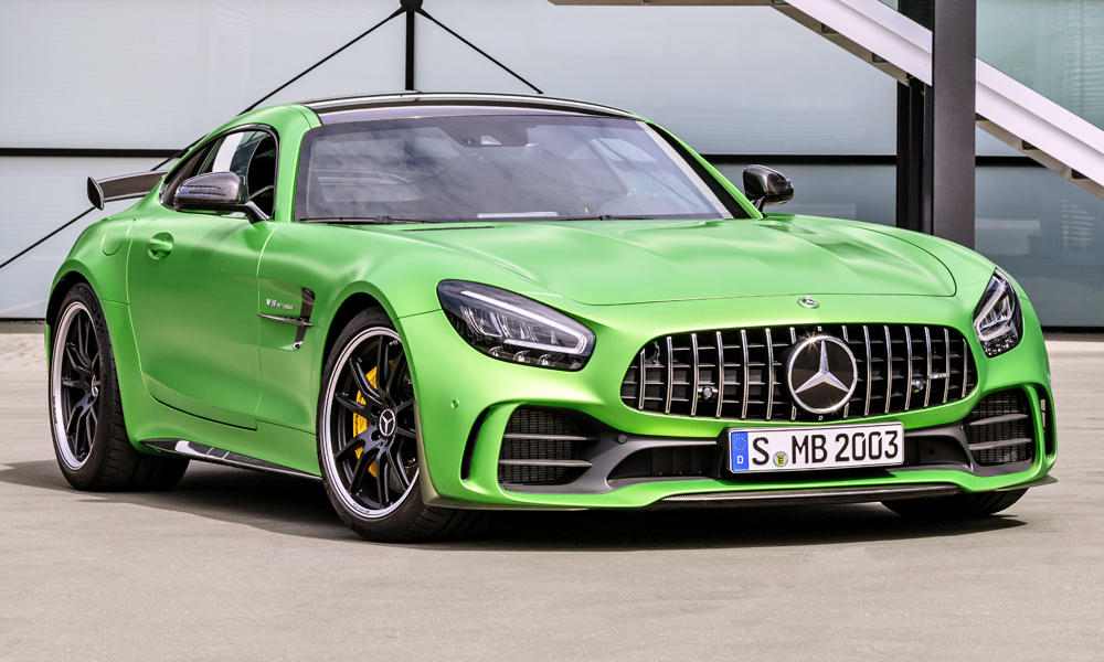 We have SA pricing for the updated Mercedes-AMG GT family, including the flagship R.
