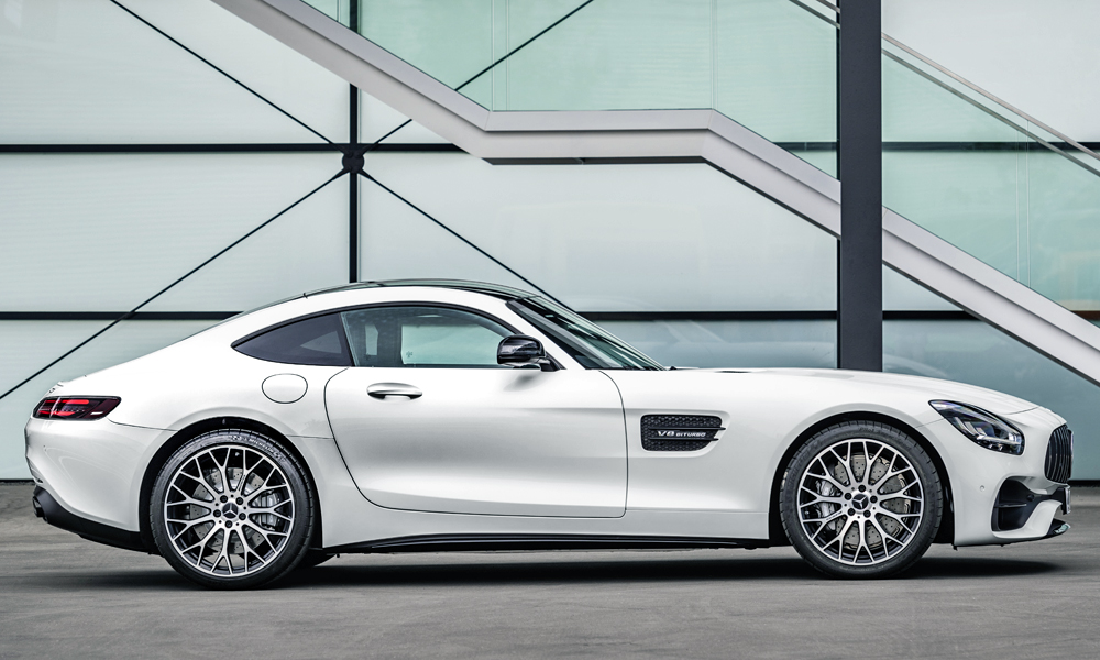 This is the refreshed base GT derivative.