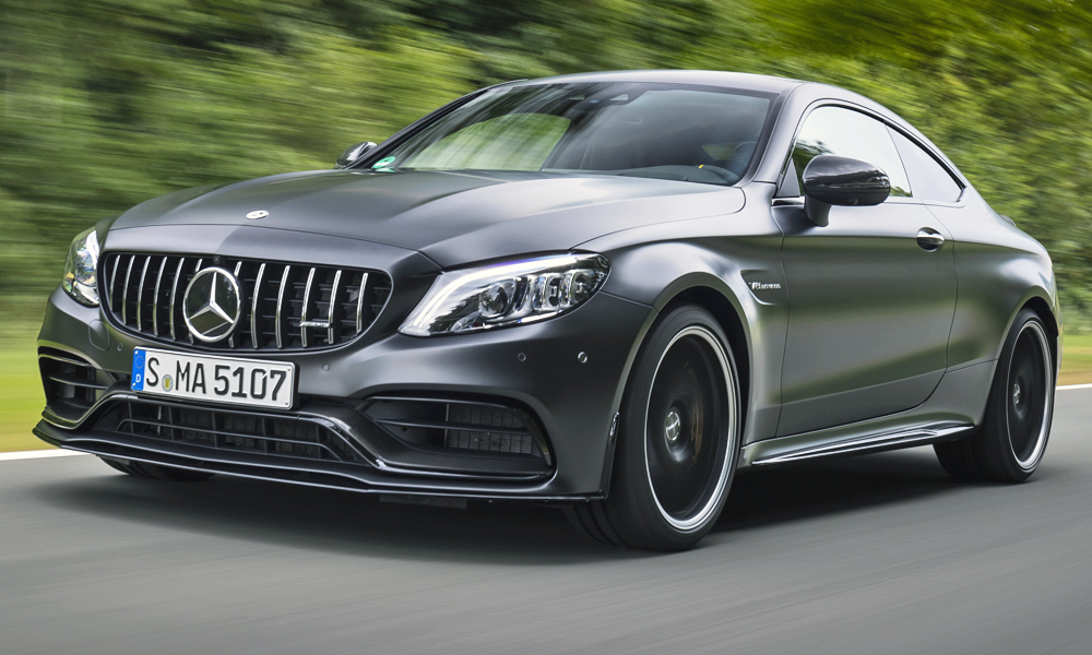 We have local pricing for the updated Mercedes-AMG C63 S.