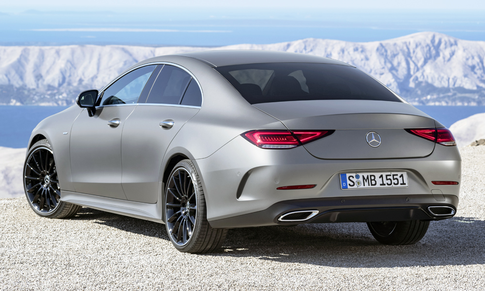 here 39 s how much the new mercedes benz cls will cost in sa car magazine. Black Bedroom Furniture Sets. Home Design Ideas
