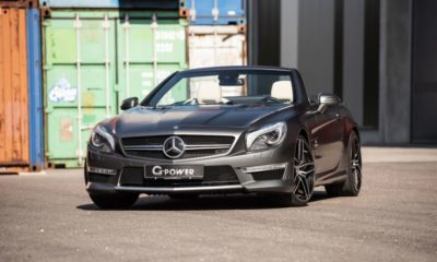 G-Power SL63 front
