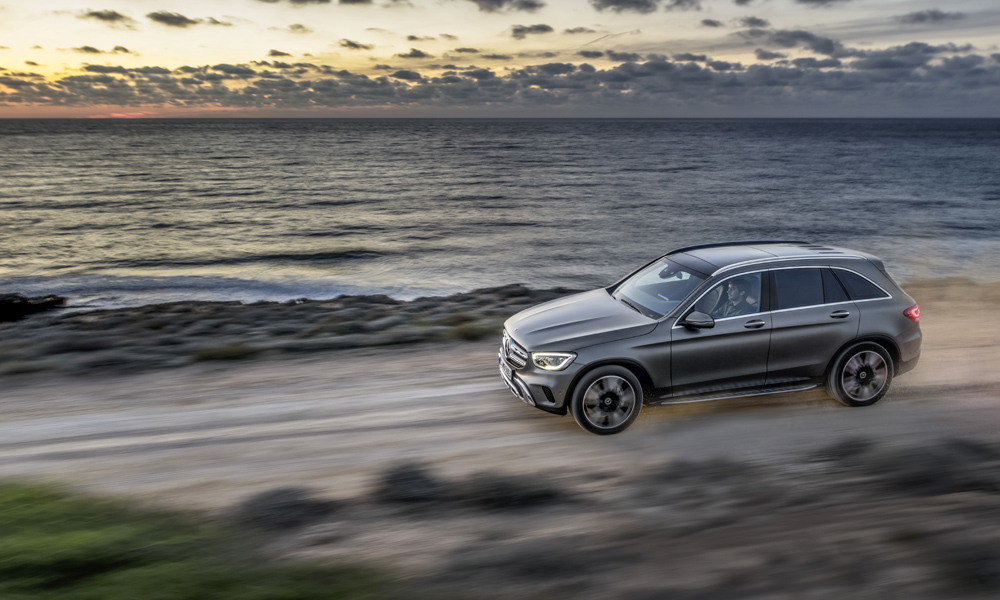 Refreshed Mercedes-Benz GLC revealed with new engines!