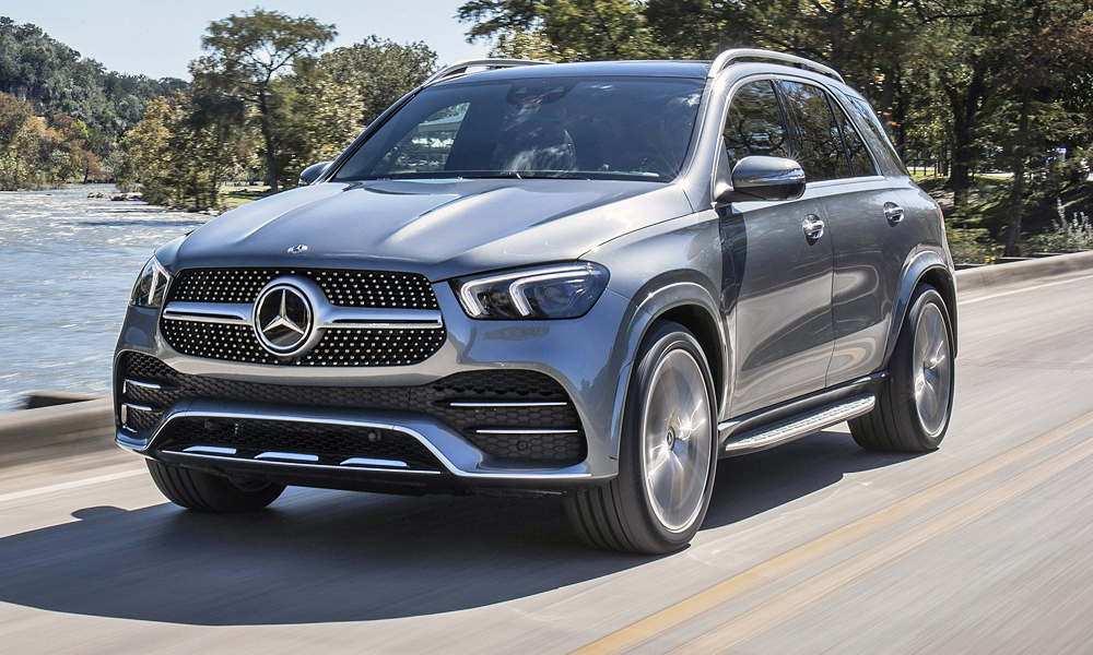 We have SA pricing for the new Mercedes-Benz GLE (seen here in AMG Line trim).