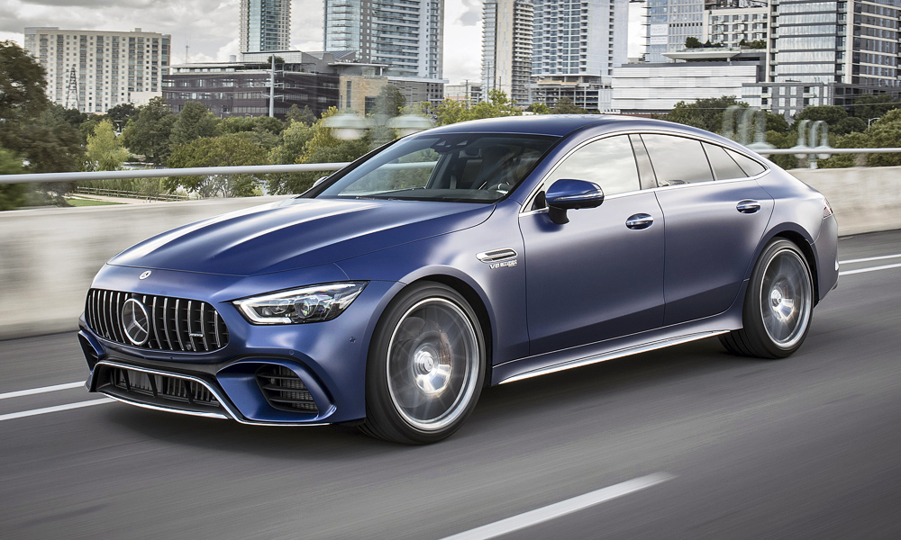 We have local pricing for the new Mercedes-AMG GT 4-Door Coupé.