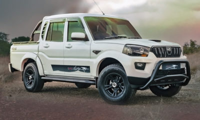 Mahindra Pik Up S10 Karoo Edition