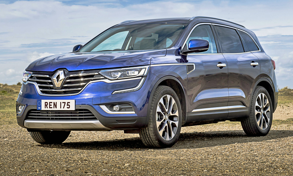 The Renault Koleos has returned to South Africa.