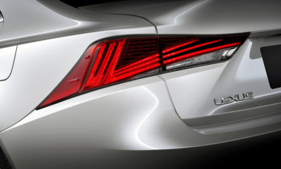 Report suggests new Lexus IS will feature BMW power.