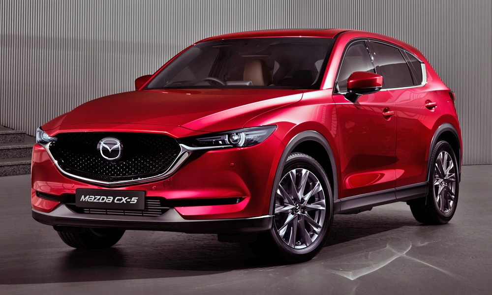 Mazda SA has announced mild updates for its CX-5.