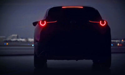 Mazda teases new compact SUV