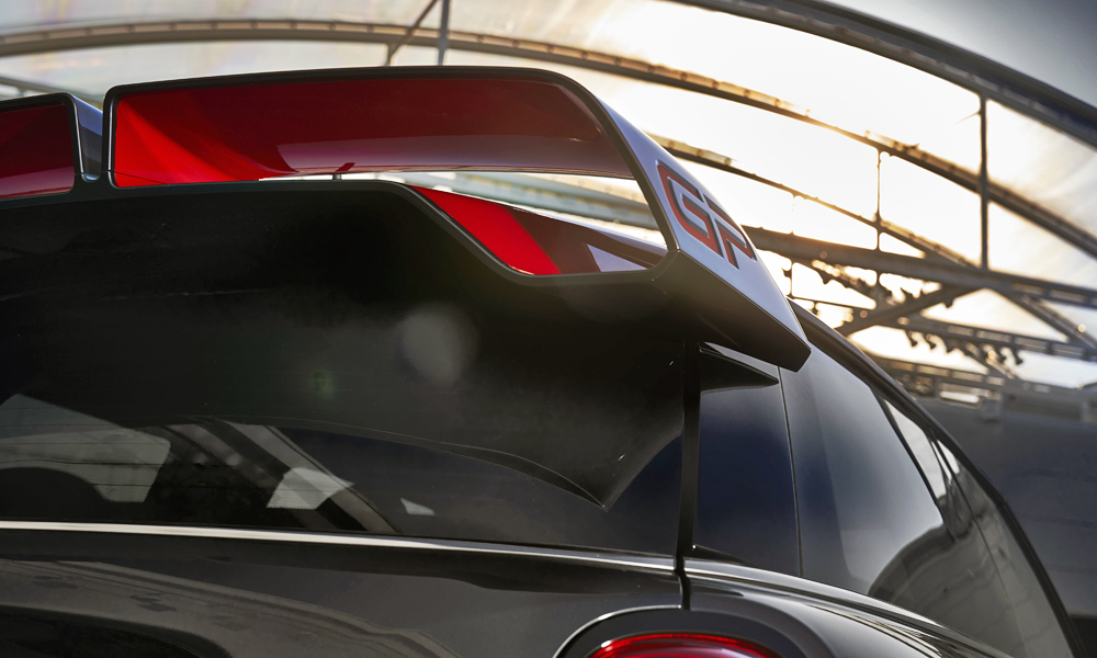 Expect the new Mini JCW GP to boast a handful of model-specific aero elements.