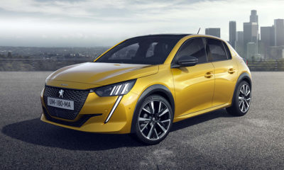 Meet the new Peugeot 208.