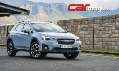 Subaru XV wrap-up