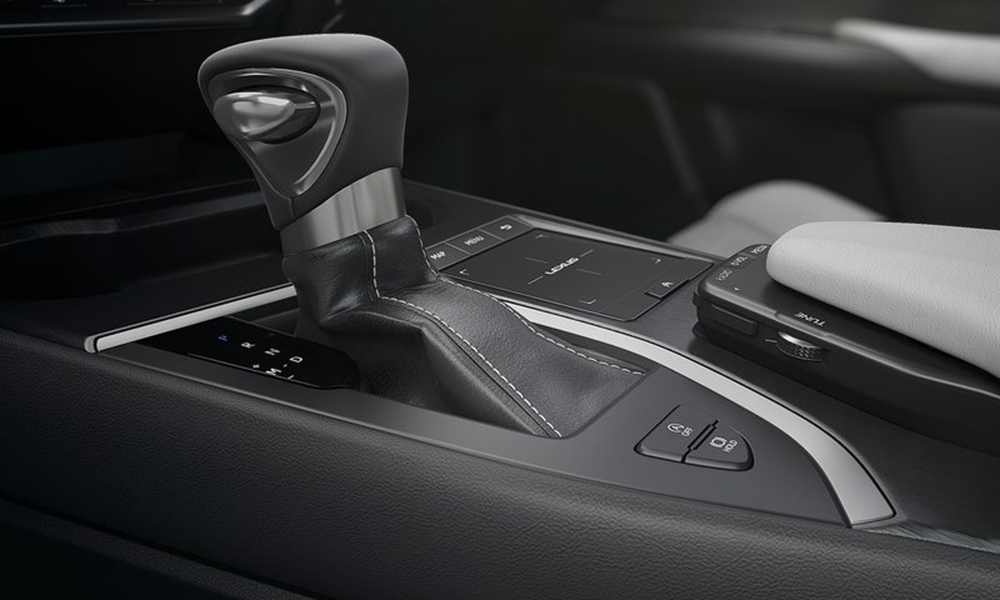 The CVT features a separate launch gear.