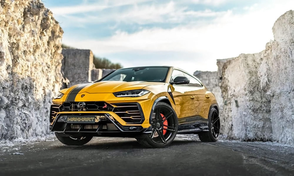 Manhart Has Turned Its Attention To The Lamborghini Urus