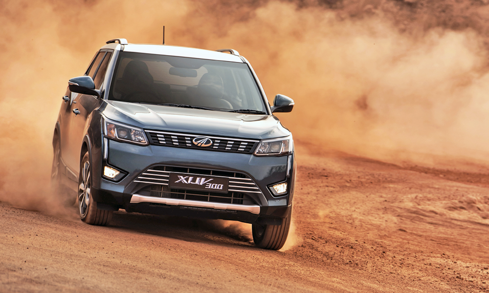 The new XUV300 crossover represents a strong step forward by Mahindra.