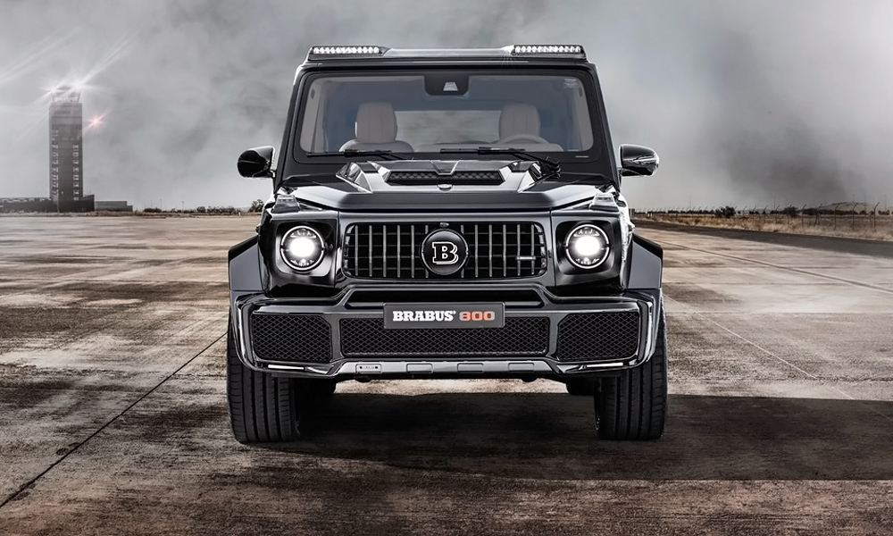 Mercedes-AMG G63 became a 588 kW large capacity monster