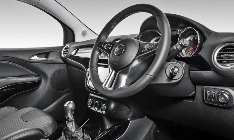 Five examples of the Opel Adam were sold in SA in February 2019.