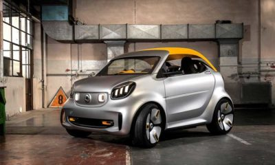 Smart Forease Concept front