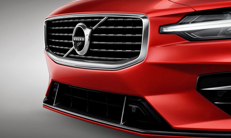 Volvo to limit the top speed on all its cars to 180km/h