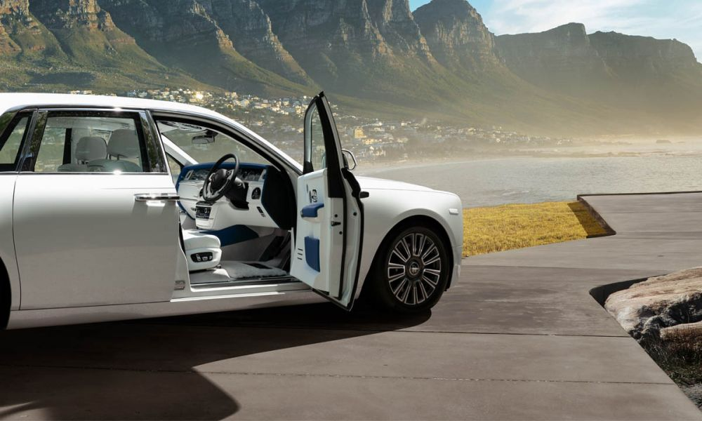 One-of-a-kind Rolls-Royce Phantom Mahlangu is destined to reside in the Western Cape.