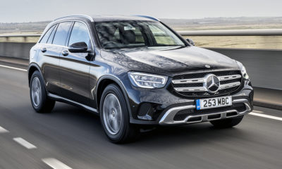 Mercedes-Benz GLC220d