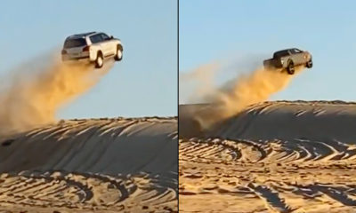 Dune jumpers