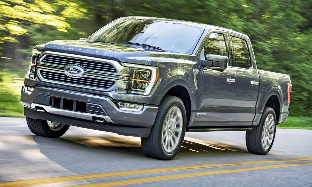 Ford reveals new F-150 bakkie with fresh 'PowerBoost' V6 hybrid setup... - Carmag South Africa