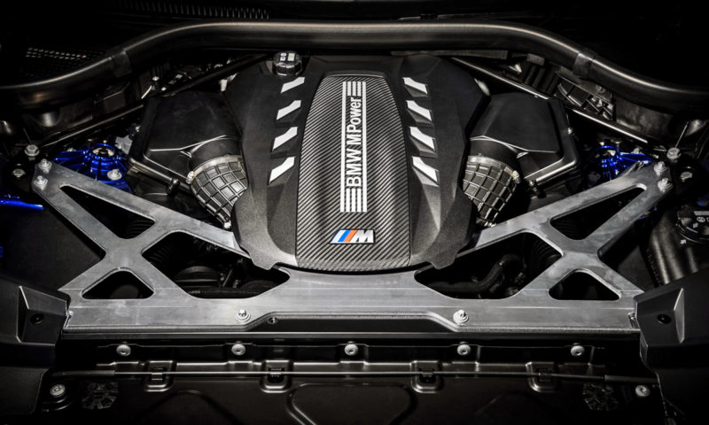 BMW M engine