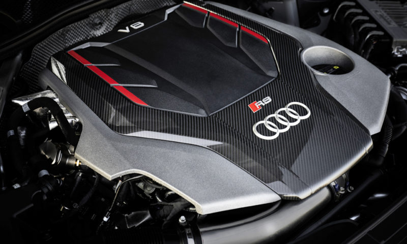 Audi RS engine