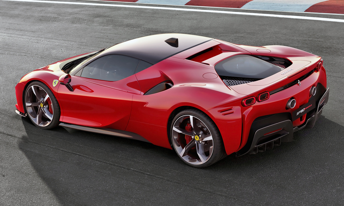 New 735 kW Ferrari SF90 Stradale: price for South Africa revealed... - Carmag South Africa