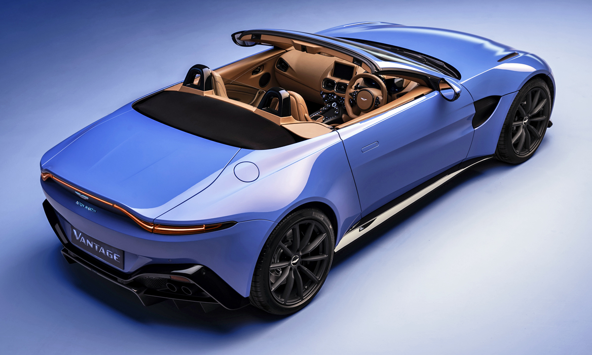 New Aston Martin Vantage Roadster Price For South Africa Revealed