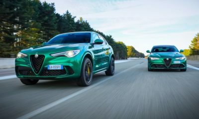 Alfa Romeo Stelvio and Giulia