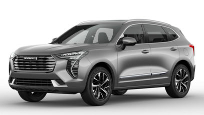 Haval Jolion launch edition