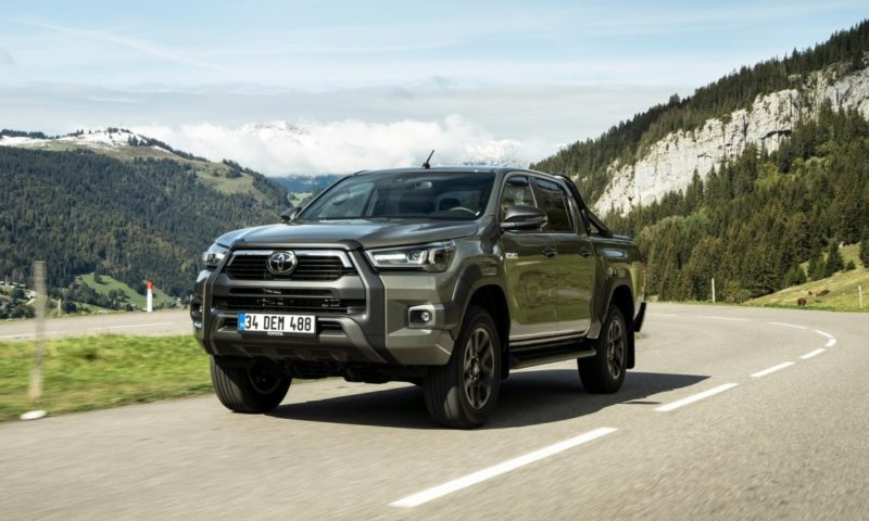 Hilux and Land Cruiser 300 rumour