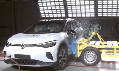 Volkswagen ID.4 crash test
