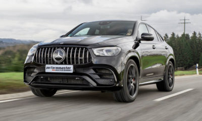 Mercedes-AMG GLE 63 S Performmaster