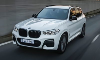 BMW X3 xDrive20d Mzansi Edition