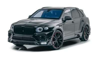 2021 Mansory Bentley Bentayga