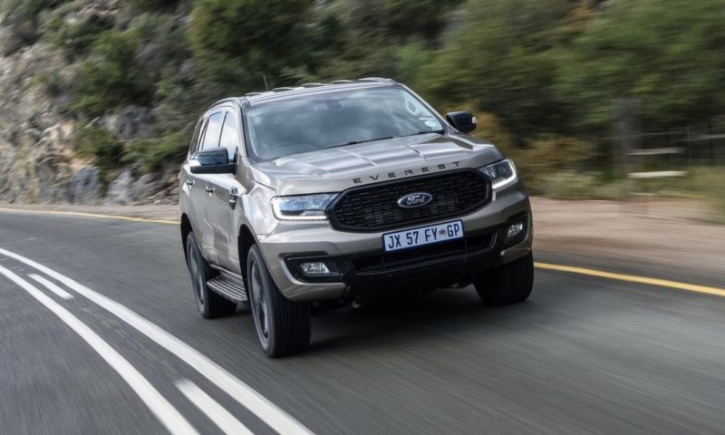 Ford Everest Sport 2,0SiT 4WD AT