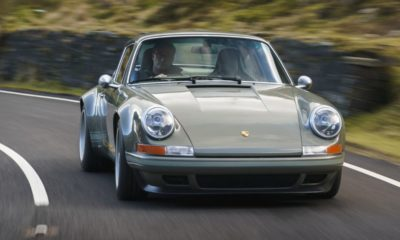 Theon Design 911 front driving