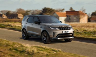 Land Rover Discovery facelift front quarter