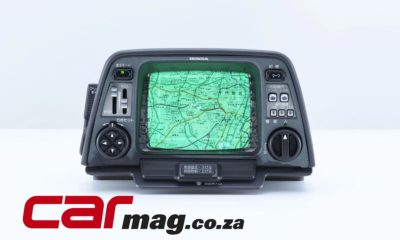 THE INNOVATORS - The first in-car map-based navigation system