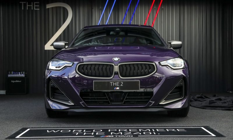 2022 BMW 2 Series Coupe