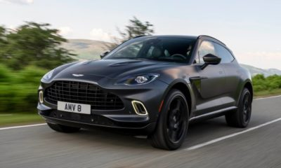 Aston Martin DBX family could expand into six model variations