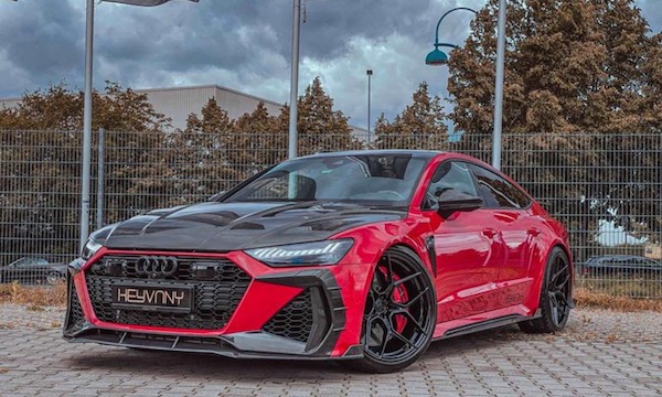 Kevany RS7 Front