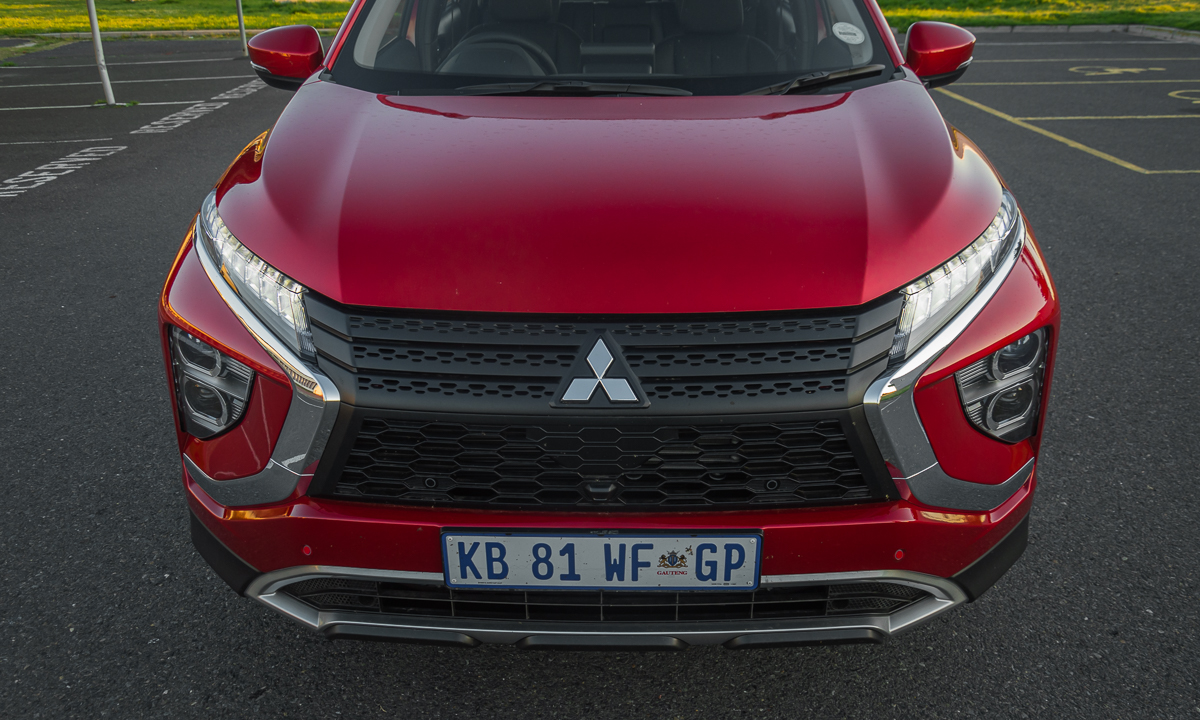 Mitsubishi Eclipse Cross Front grille