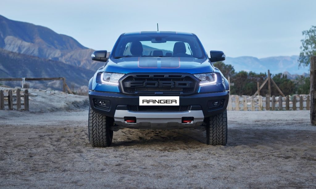 Ford Ranger Raptor Special Edition front