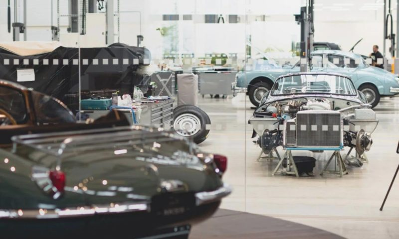 Future classic car restorations to suffer due to lack of skilled workers
